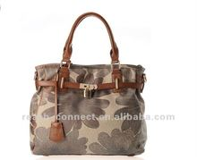 2012 trendy famous brand office lady handbags