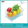 Wholesale Fashion Metal Fruit Basket