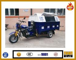Three wheel diesel motor tricycle sanitation three wheel diesel motor tricycle