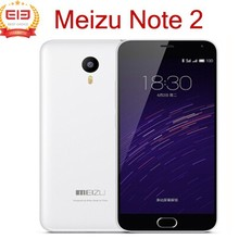 "MEIZU Note 2 dual 4g MTK6753 Octa core 2+16GB 5.5"" 1920*1080 13.0Mp Camera Meizu Note 2 Cellphone"