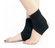 tourmaline and magnetic ankle support/brace/wrap