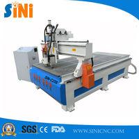 cnc wood carving machine SIN-C25S,wood lathe vacuum