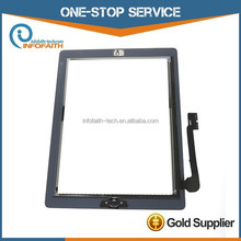 Original Computer parts for ipad 3 lcd touch digitizer replacement