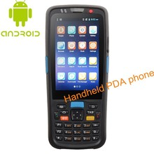 Portable android os PDA mobile phone TS-5000 with barcode scanner