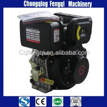 2014 Made in china 7.7kw 10HP portable diesel engine for generator spare part