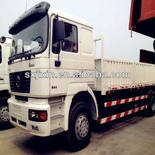 Shaanxi D-long F2000 6x4 van truck