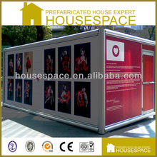 Waterproof Demountable Special Type Prefabricated Container House