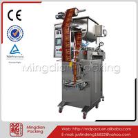 Mingdian MD-60AJ Liquid and Paste sachets filling & sealing machines