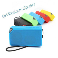 Newest Cheapest Colorful Mini Bluetooth Speaker Portable Wireless BT Soundbox Loudspeaker Box