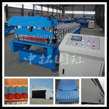 ripple roof roll forming machine, roof machine