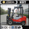 YTO forklift CPCD25 2.5 ton forklift truck price
