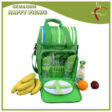 Popular and Practical Fashion Picnic Set, Factory Picnic Backpack, Factory Camping Bag