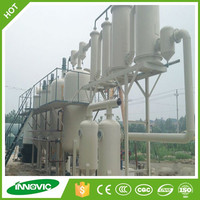 Good Price Waste Engine Oil Re-refining Machine To Diesel/Base Oil