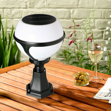 Simple style cheap solar led light outdoor for garden lawn lamp Made in P.R.C (JR-2012)