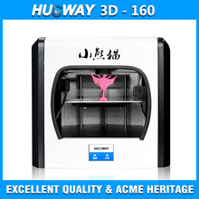 China Supplier Hueway 160 Model 3D Metal Printer 3D latte printer machine