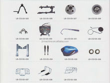 Made in China Cheapest dayun/kawasaki/skygo motorcycle parts Top Quality
