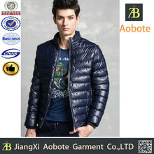 2015 New Style Durable Outdoor Man Woodland Short Winter Jacket