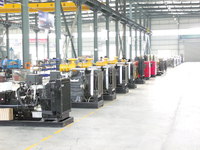 [GRANDNESS] Water cooled Open Type Weifang Generating 120KW 150kva ricardo generator fuel consumption