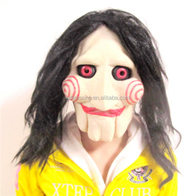 mask realistic the saw movie for halloween,party,cosplay masquerade