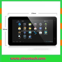 free shipping 10 inch tablet pc a23 with keyboard case 8GB TF card