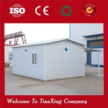 Fast Delivery 1 storey prefab homes buildings