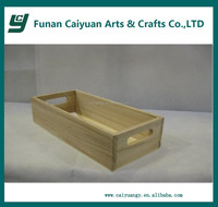 High quality fashion convenient wooden box