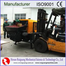 40cbm/h concrete pump conveying pump for sale HBT40(electric)