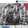 vessel Black painted u2 u3 welded anchor chain mooring chain