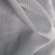100% polester organza for fashion fabric