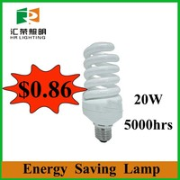 Looking for agents in south africa 20w energy lighting full spiral fluorescent bulb economic lamp