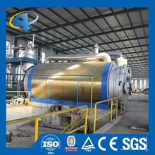 Fully Open Door Waste Tire Recycling Machine