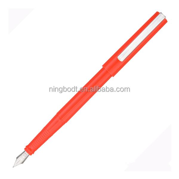 Cheap plastic fountain pen school supplies novelty333-3.jpg