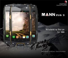 4.0 inch IPS capacitive touch screen smart colourful shockproof rugged outdoor men mobile