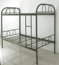 latest double decor metal bed designs