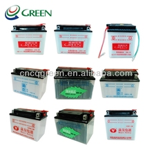 Motorcycle Parts vrla battery 12v 7ah sealed lead acid battery