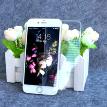 full cover tempered glass screen protector for Iphone 6 made by Automatic machine