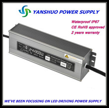 Neutral packing and 2 years warranty waterproof led driver 300w 24v 10a cctv power supply