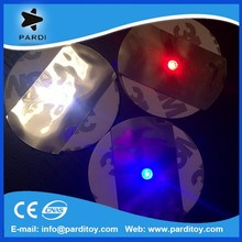 Cheap 1 piece led light sticker for led bottle coaster
