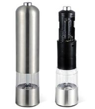 Molinillo plástico de sal y pimienta de alta eficiencia con precio competitivo