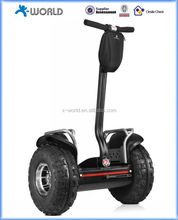 Cross Country Off Road Electric Self Balancing City Scooter Two Wheels