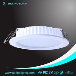 Manufacturer 18 watt Recessed led lux down light, Lifud driver led down light