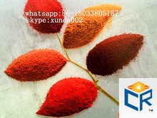 factory sell iron oxide red y101 for colour pigment factory drop