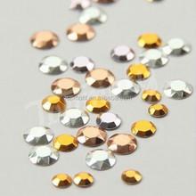 Wholesales Hot Fix nailhead Iron On Studs Hot Fix Rhinestud
