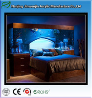 professional manufacture of acrylic fish tank with good quality