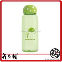 Guangzhou Unique Decorative Plastic Water Bottle