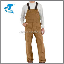 high quality Industrial OEM service Flame Retardant Coverall workwear