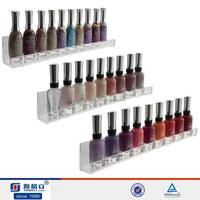 3 Shelf set - opi acrylic nail polish display stand