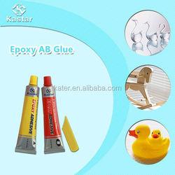 good helper UKAS approved High bond strength epoxy ab glue for Plastic