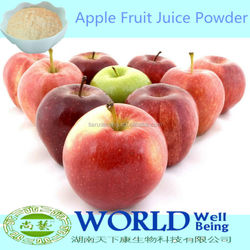 100% Natural Pure Spray Dried Apple Juice Powder/Apple Juice Concentrate/Apple Tea Powder