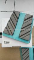 Diamond Fickert/Frankfurt abrasive block for concrete